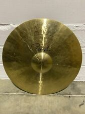 "Paiste Signature Full Ride Cymbal 20"" Cymbal Drum Accessory"