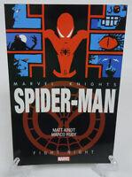 Marvel Knights Spider-Man Fight Night 1 2 Marvel Comics TPB Trade Paperback NEW