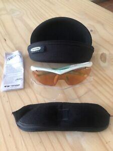 tifosi sunglasses slip t-1041 2147 With Case & 2 Lens For Women
