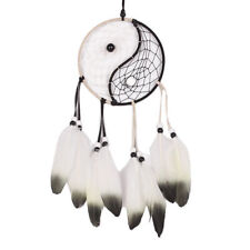 YIN YANG Dream Catcher Yoga Zen Pilates Meditation Spirit Decoration Decor Craft