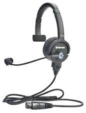 Clear-Com Cc-110-X4 Lightweight Single-Ear Headset 4-Pin Female Xlr