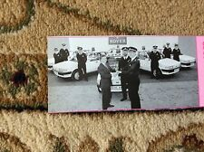 M57d Ephemera 1992 picture rover fleet sales director head coventry police force