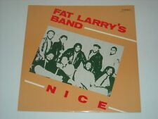 """FAT LARRY's BAND Nice / Which One Should I Choose 12"""" 80's R&B Funk"""