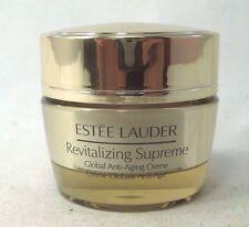 Estee Lauder Revitalizing Supreme Global Anti-Aging Creme ~ .5 oz. ~