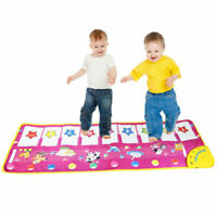 Baby Game Musical Rug Mat Crawling Floor Blanket Kid Touch Piano Carpet Toy