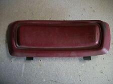 1990-93dodge ram D250-D350 extended cab LH dark red rear arm rest&bolts&brackets