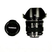 Tamron 19-35mm Auto Focus Zoom Lens for Nikon