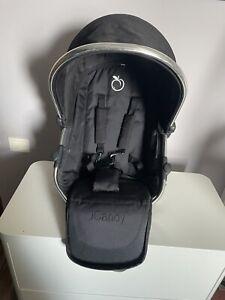 Icandy Peach Black Magic Converter Seat Chrome Chassis