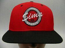 Sima Sports - Med/Lg Size Adjustable Snapback Ball Cap Hat!