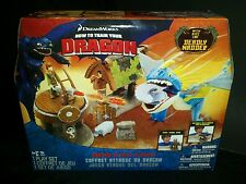 Spin Master How to Train Your Dragon Playset Dragon Attack W/ Deadly Nadder