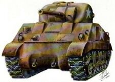 Armourfast 99001 2 x Sherman M4 Tank Kit  1/72 Scale New Boxed