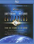 Explorers: From the Titanic to the Moon (Blu-ray + DVD), Brand New