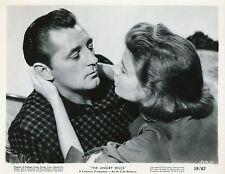 ROBERT MITCHUM ELISABETH MULLER THE ANGRY HILLS 1959 VINTAGE PHOTO ARGENTIQUE 1