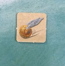 Harry Potter Quidditch Board Game Replacement Part Pieces 1 Golden Snitch Token