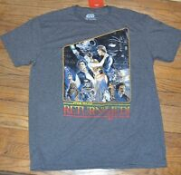 Star Wars Character Tee The Return of the Jedi Officially Licensed T-Shirt