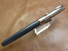 PARKER SONNET STRATUM SPECIAL EDITION FOUNTAIN PEN 18K FINE NIB NEW IN BOX