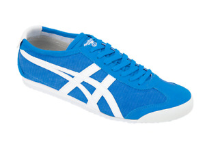 ONITSUKA TIGER 1183A223.400 Mexico 66 Mn´s (M) Blue/White Leather Casual Shoes