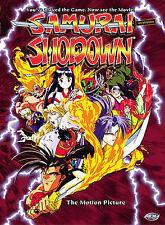Samurai Showdown ~ The Motion Picture (DVD, 2003)