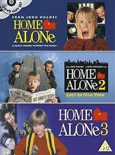 Home Alone Trilogy DVD Macaulay Culkin Alex Original UK Release New Sealed R2