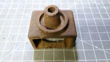 Farmhand Dunham Disc Cutlivator Pull Type Vintage Part Aduster Bracket Slide