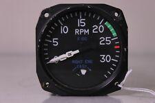 (9508) Cessna C668016-0101 512-01 Dual Tachometer