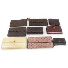 Louis Vuitton Monogram Damier Mini lin Epi Vernis Wallet Pouch 9pc set 517809
