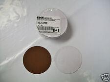 "2"" PSA Mini Sanding Discs A/O, No Hole Keen 1,500 Grit - Lot of 50"