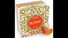 BLONDE BY VERSACE FOR WOMEN PURE PARFUM SPLASH 0.50 OZ