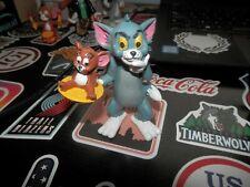 Tom y Jerry Antigua Coleccionable Figura 1986 MGM Comics España PVC Raro