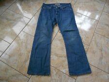 J1806 Levis 512 Bootcut Jeans W36 L32 Mittelblau Sehr gut