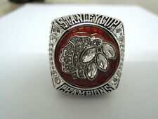 2013 CHICAGO BLACKHAWKS STANLEY CUP CHAMPIONSHIP REPLICA RING TOEWS