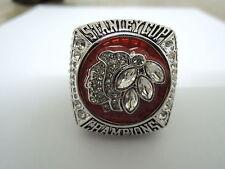 2013 CHICAGO BLACKHAWKS STANLEY CUP CHAMPIONSHIP REPLICA RING
