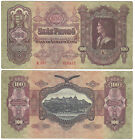 Hungary-100 Pengo-1930/Matthias Corvinus_P98