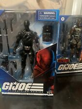 "? ? GI Joe Classified Wave 1 Snake Eyes 6"" Figure Brand New Habsro Case Fresh"