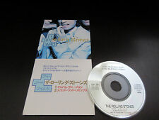 Rolling Stones I Go Wild Japan 3 inch Mini CD Single in 1995  Mick Jagger Keith