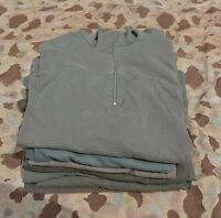 10x Original BW Hemd, Unterhemd , Rollehemd oliv
