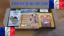 MRE French IRP Military Food RCIR 24H MENU Combat  Survival Box Special 1 PCS