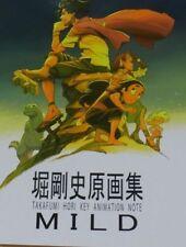 TAKAFUMI HORI KEY ANIMATION NOTE MILD Steaven Universe etc 92page C94