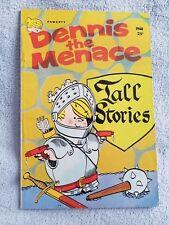 Dennis the Menace: Tall Stories #55 - Fawcett - Spring 1968 - Comic Book