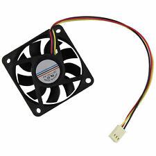 50mm 3 Pin Internal Desktop Computer CPU Case Cooling Cooler Silent Fan For PC