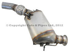 BMW 123D E81  / 320 E92  2.0D   2007 -    DIESEL PARTICULATE FILTER NEW 122