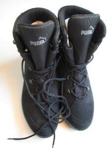 Puma Caminar Stiefel Größe 43 (10 US) - schwarz - Gore Tex - gefüttert - NEU
