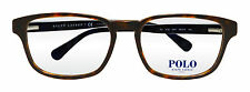Ralph Lauren PH2124-5491-55 Tortoise Black Acetate 55 Demo Lens Eyeglasses NEW