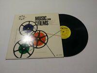 Stradivari Strings - Music From The Films LP Vinyl Record Album M-43 M-3073
