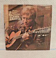 1971- John Denver– Poems,Prayers & Promises- Vinyl, LP, Album-Style:Country Rock
