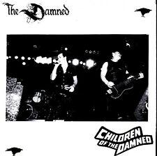 "THE DAMNED CHILDREN OF THE DAMNED 7"" VINILO VERY RARE LIMITED"