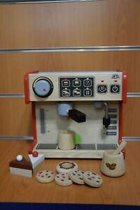 Macchina del Caffè in Legno Wonderworld Products Originale