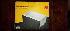Kodak PD460 Dock , 4x6 fotodrucker, Kompatibel mit Allen Bluetooth & Smartphone