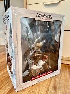 Assassins Creed III 3 Connor The Last Breath Figur Statue Neu!Ultra Selten!🔥