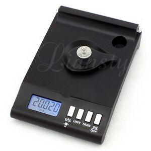 Digital Scale 0.001g 30g Jewelry Gem Reloading Powder Grain Lab Pocket LCD 0.01g